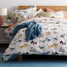themed duvet cover best friends dog themed duvet cover the company store