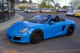 modified porsche boxster thinking of ordering a 2014 boxster s 986 forum for porsche