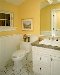yellow bathroom decorating ideas bathroom gorgeous yellow bathroom décor with yellow walls and