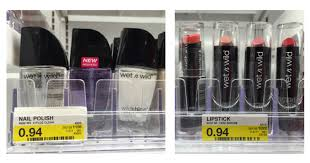 krazy coupon lady target black friday wet n wild cosmetics only 0 32 at target the krazy coupon lady