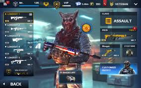 Modern Combat 5 Modern Combat 5 Account Sale Veteran All Armors Nairatips
