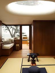 japanese inspired meditation room decorating ideas with decorative