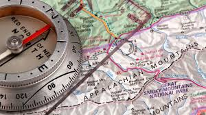 Navigation Map Map Compass And Land Navigation Joel Lambert