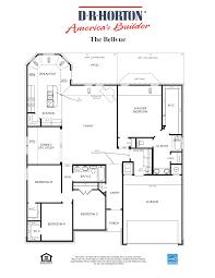 Popular Open Floor Plans by Floor Dr Horton Floor Plan Hjxcsc Com