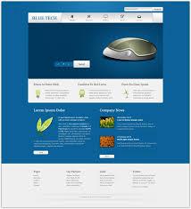 design html email signature dreamweaver blue tech dreamweaver template web designs inspiration pinterest