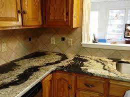 Best Edge For Granite Kitchen Countertop - 80 best granite medium colored wood cabinets images on pinterest