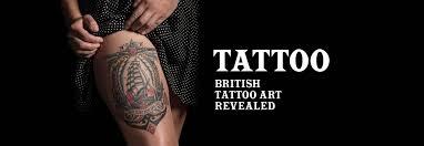 tattoo british tattoo art revealed national maritime museum