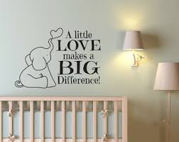 nursery wall decals once upon a time quote wall sticker