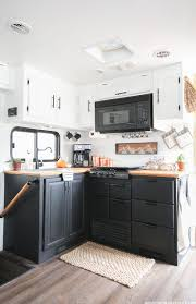 kitchen remodel cabinets painted rv kitchen cabinets mountainmodernlife com
