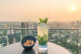 On Table by Six Of The World U0027s Best Rooftop Bars