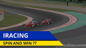 pro mazda spin and win iracing pro mazda spa francorchamps youtube