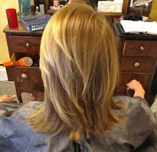 hair cut feathered ends how to hair girl feather cutting