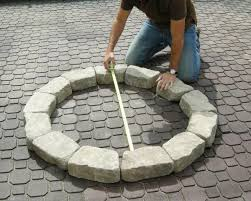How To Make A Outdoor Fireplace by Mind How To Make A Backyard Fire Pit Together With Tools To