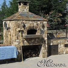 Brick Oven Backyard by 110 Best Wood Fired Brick Ovens Images On Pinterest Outdoor