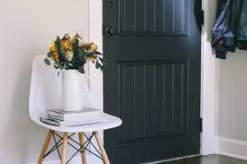 painting front door always rooney painted front door before u0026 after