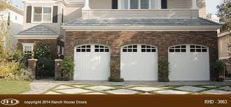craftsman style garages craftsman style garage doors ranch house doors