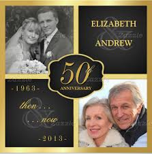 50th wedding anniversary invitations templates best 50th wedding anniversary invitations with 50th