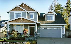 craftsman style garages craftsman style garage hillside garage apartment plans rustic