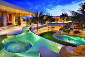 luxury pool design pools for home
