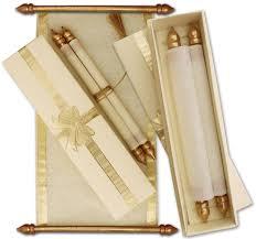 wedding scroll invitations unique scroll cards is scroll wedding cards wedding invitations