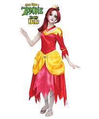 Zombie Halloween Costumes Adults Zombie Cinderella Girls Teen Costume Girls Costume