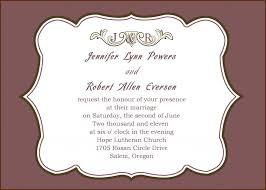 Reception Cards Wording Wedding Card Design Simple Formal Layout Awesome Wedding