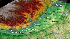 Weather Map Texas Analysis Of Flood Fatalities In Texas Natural Hazards Review
