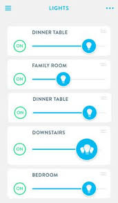 Home Depot Home Design App Smart Home Room Settings U2013 User Interface By Awesomed Design 01