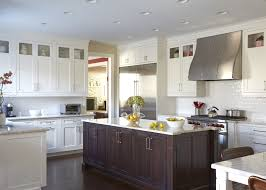 kitchen style all white cabinets transitional kitchen stainless