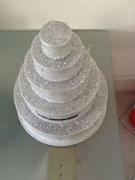 urne de mariage de mariage argentée diamant strass bouches du rhône