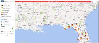 Duke Energy Outage Map Florida by Customers Visit Outage Maps 3 6 Million Times Receive 1 3 Million