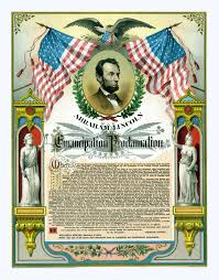 abraham lincoln and his emancipation proclamation the american