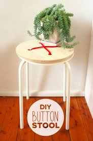 Marius Stool Ikea by 17 Coolest And Easiest Diy Ikea Stool Hacks Shelterness