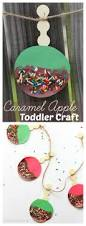 caramel apple fall craft for toddlers 50 more fall crafts