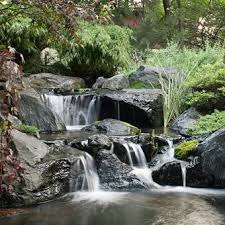Backyard Waterfall Ideas by 240 Best Backyard Waterfalls Images On Pinterest Backyard Ideas