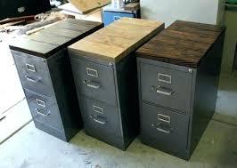 Diy Desk With File Cabinets Diy Filing Cabinet Desk Ed Ex Me