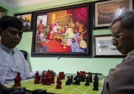checkmate purists fight to revive myanmar u0027s ancient chess asia