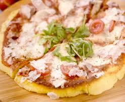 cuisiner une pizza pizza à la poêle express recette de pizza à la poêle express