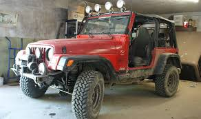 jeep wrangler tj light bar tj with light bar jeepforum com