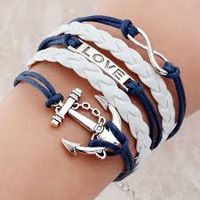 charm bracelet for new leather unisex charm bracelet watches and more 4 you