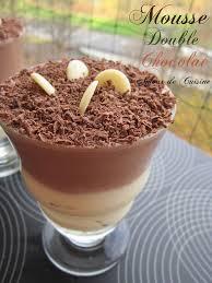 cuisine mousse au chocolat mousse au chocolat amour de cuisine