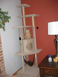 Cat Condos Cheap 9 Free Cat Tree Plans You Can Diy Today