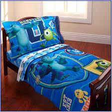 Monster Truck Bed Set Monster Truck Toddler Bedding Home Design Ideas