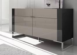 Black Contemporary Sideboard Porto Contemporary Sideboard Modern Furniture Modern