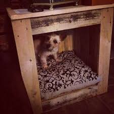 10 rustic pallet dog beds real country ladies
