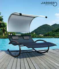 rocking double sun lounger jarder