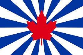 flag of imperial canada by cyberphoenix001 on deviantart