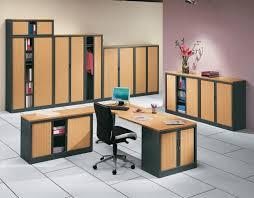 armoire bureau informatique armoire de bureau métal à rideaux tic 2