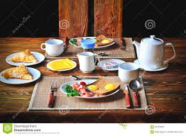 Set A Table by How To Set A Table For Breakfast Part 40 Breakfast Home