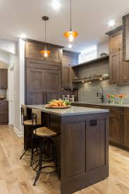 oak kitchen design ideas best 25 dark oak cabinets ideas on pinterest kitchen ideas